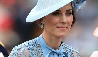 Kate Middleton hatte einen steinigen Weg zu bewältigen. (Foto)