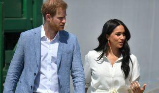 Wartet auf Meghan Markle und Prinz Harry neuer Ärger? (Foto)