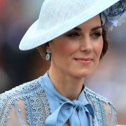 Kate Middleton sorgte auch in dieser Woche ungewollt für Schlagzeilen. (Foto)