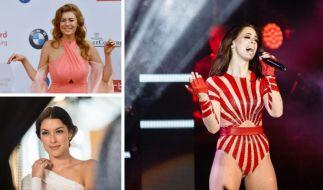 Palina Rojinski, Vanessa Mai und Rebecca Mir verzückten ihre Fans. (Foto)