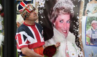 Prinzessin Diana starb 1997 bei einem Autounfall. (Foto)