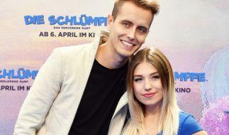 Bianca «Bibi» Heinicke und ihr Freund Julian Claßen alias «Julienco» (Foto)