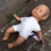 Obwohl es lebte! Mediziner lassen totgeglaubtes Baby in Leichenhalle erfrieren (Foto)