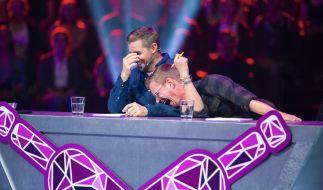 Joko und Klaas werden in der Show gegen ihren Arbeitgeber ProSieben spielen. (Foto)