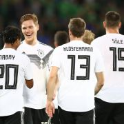 SO ging das Freundschaftsspiel zwischen DFB-Elf und Argentinien aus (Foto)