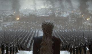 "Emilia Clarke als Daenerys Targaryen in einer Szene aus ""Game of Thrones"". (Foto)"