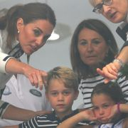 Sehnsucht nach Prinz George! Ist Kate Middleton zu streng mit ihm? (Foto)