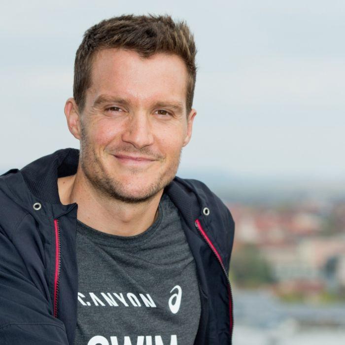 So lebt und liebt der Triathlon-Held aus Deutschland (Foto)