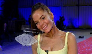 Janine Pink bestätigte die Trennung von Tobias Wegener. (Foto)