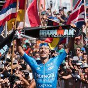 Patrick Lange gewinnt den Ironman Hawaii 2018