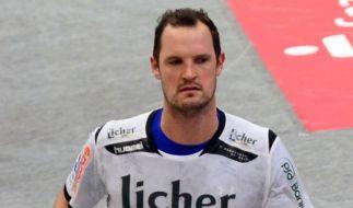Der ehemalige Handball-Nationalspieler Jens Tiedtke ist im Alter von 39 Jahren verstorben. (Foto)
