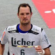 Jens Tiedtke, deutscher Handballspieler (10.10.1979 - Oktober 2019)