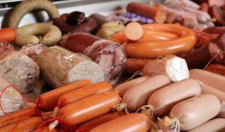Die Greifen-Fleisch GmbH muss aktuell Wurst zurückrufen. (Foto)