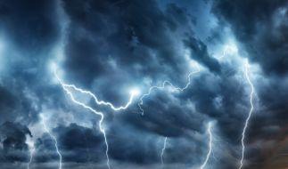 Der DWD warnt vor gefährlichen Wetterlagen. (Foto)