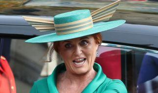 Ganz und gar nicht royal! Sarah Ferguson, Herzogin von York, ist bekann für ihre peinlichen Aussetzer. (Foto)
