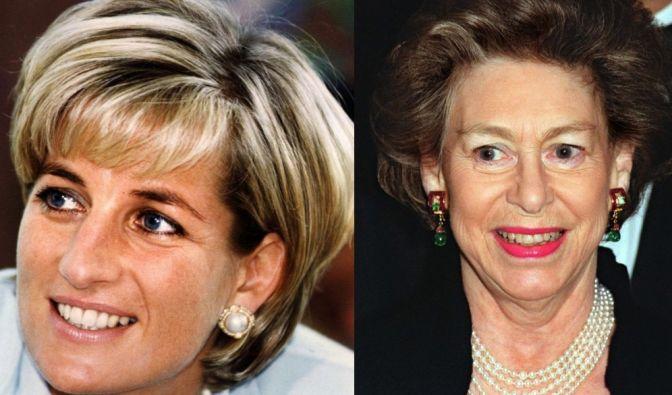 Prinzessin Diana vs. Prinzessin Margaret