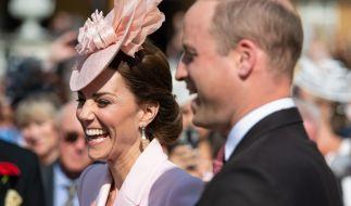William und Kate sind bereits dreifache Eltern. (Foto)