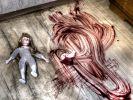 Grausamer Baby-Mord