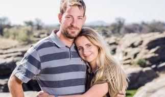 """Anna und Gerald Heiser lernten sich bei """"Bauer sucht Frau"""" kennen. (Foto)"""