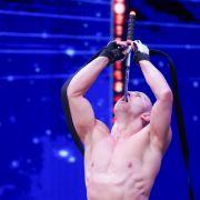 Schwertschlucker schockt Jury! Ist die RTL-Show einfach zu gefährlich? (Foto)