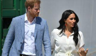 Brachten Meghan und Harry ihre Brautkinder in Gefahr? (Foto)
