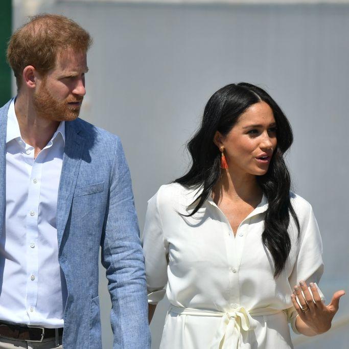 Brachte Herzogin Meghan HIER Prinzessin Charlotte in Lebensgefahr? (Foto)