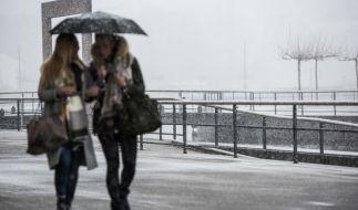 Wann erwartet uns der erste Schnee? (Foto)