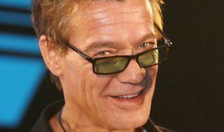 Eddie Van Halen ist an Kehlkopfkrebs erkrankt. (Foto)
