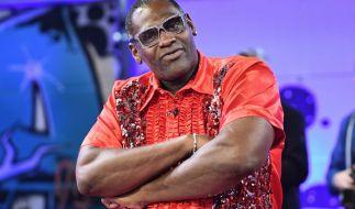 DSDS-Liebling Alphonso Williams ist im Alter von 57 Jahren an einer Krebserkrankung gestorben. (Foto)