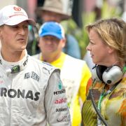 Sabine Kehm ist nicht nur die Managerin von Ex-Formel-1-Weltmeister Michael Schumacher, sondern auch von dessen Sohn Mick Schumacher.