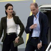 Im Stich gelassen! HIER lässt Herzogin Kate ihre Kinder allein (Foto)