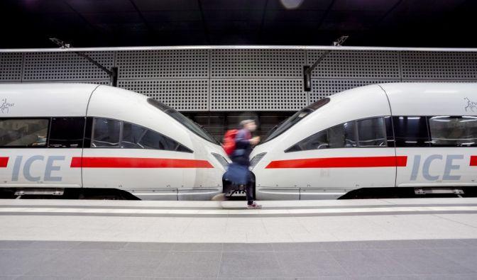 Winterfahrplan der Deutschen Bahn ab 15.12.2019