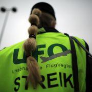 Warnstreik inMünchen und Frankfurt! Gewerkschaft Ufo will streiken (Foto)