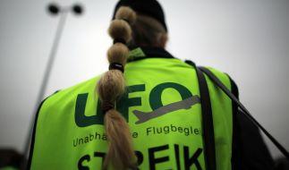 Die Gewerkschaft Ufo hat für den kommenden Sonntag zu einem Warnstreik aufgerufen. (Foto)