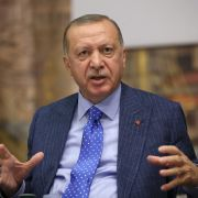 Verstößt Recep Tayyip Erdogan gegen Völkerrecht? (Foto)