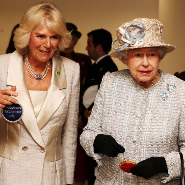 War DAS nötig? DAFÜR bekommt Herzogin Camilla böse Blicke (Foto)