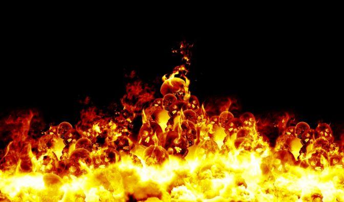 Qualvoller Flammen-Tod in Alaska