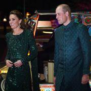 Mit diesem Outfit stiehlt Prinz William seiner Herzogin Kate die Show (Foto)