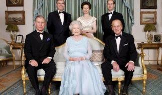 Prinz Charles und die royale Familie (Foto)