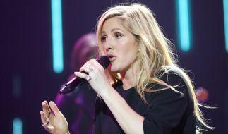 """Die Sängerin Ellie Goulding hat bekannt gegeben, unter dem """"Hochstapler-Syndrom"""" zu leiden. (Foto)"""