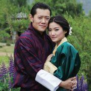 DAS sindKate und William von Bhutan! Für sie brauch er die Tradition (Foto)