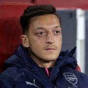 Mesut Özil hat seine Vorwürfe gegen den DFB noch einmal bekräftigt. (Foto)