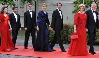 Prinz Phillippos von Griechenland und Dänemark ist einer der begehrtesten Junggesellen Europas. (Foto)