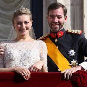 Schicksalsschlag! Auf ihrer Hochzeit trauerte ihr Volk mit ihnen (Foto)