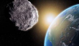 100-Meter-Asteroid im Anmarsch! (Foto)