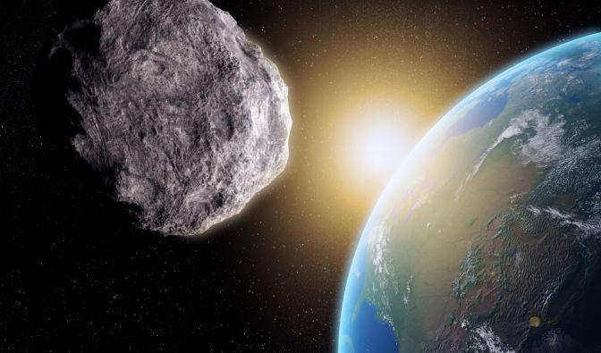 Asteroid 2019 TM7 aktuell