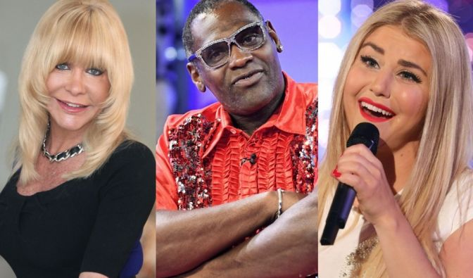 Beatrice Egli, Dolly Buster, Alphonso Williams