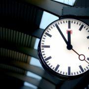 Wann und wie werden die Uhren auf Winterzeit umgestellt? (Foto)