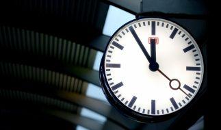 Die Zeitumstellung 2019: Von Sommerzeit auf Winterzeit ist die Nacht eine Stunde länger. (Foto)