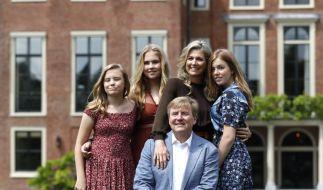 Prinzessin Alexia im Kreise ihrer Familie (Foto)